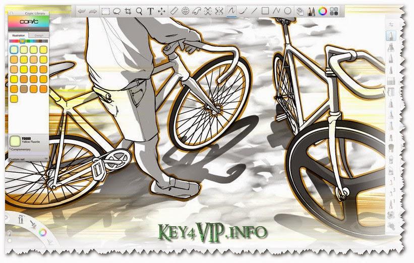 Autodesk SketchBook Pro 6.2.6 Build 432939 Multilingual,Phần mềm vẽ đồ họa chuyên nghiệp