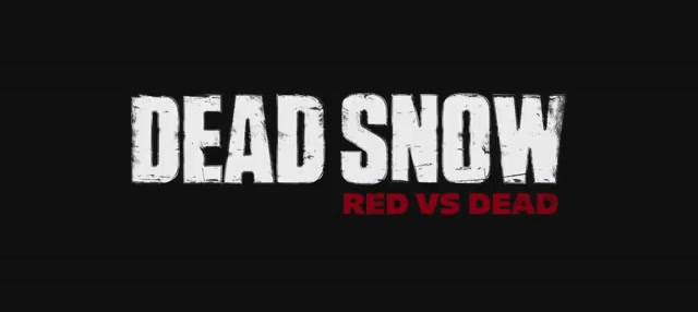 Dead Snow (2): Red vs. Dead