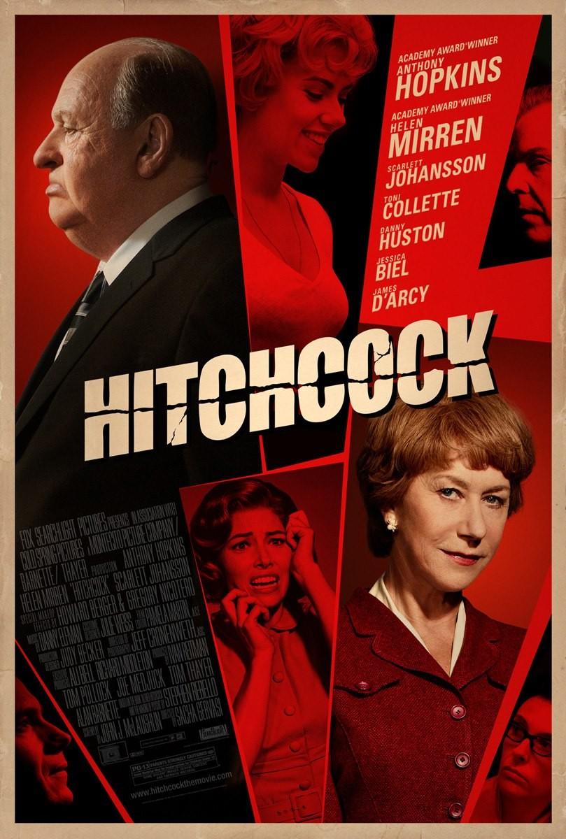 Hitchcock (2012) DVDRip XviD Legendado - Torrent