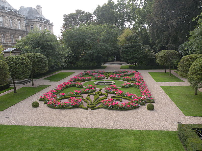 Jardin du luxembourg or the luxembourg gardens for Jardin jardin paris