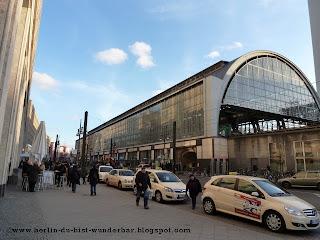Alexanderplatz, Bahnhof