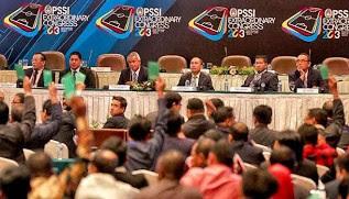 Hasil Kongres PSSI Tadi Malam
