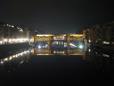 Ponte Vecchio night shot