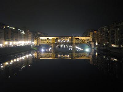 Ponte Vecchio night shot
