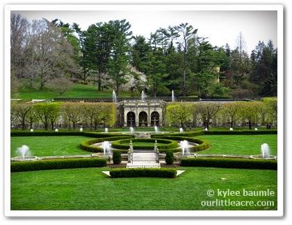 Our Little Acre: A Springtime Visit to Longwood Gardens