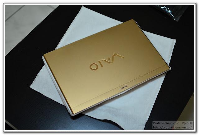 Sony VAIO S13A 金光閃閃