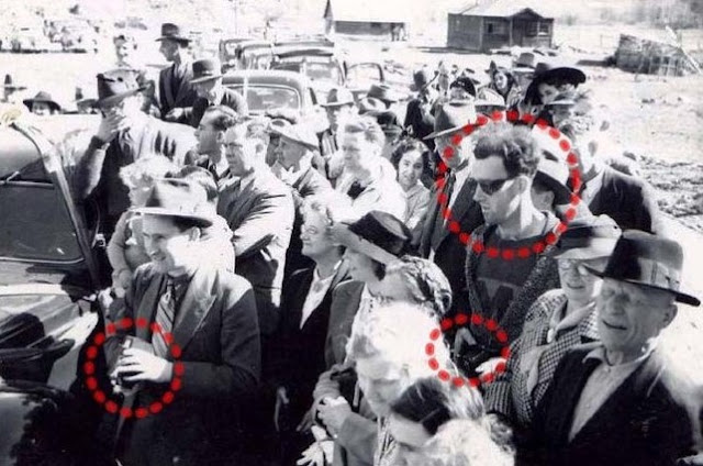 Aneh 5 Foto Misterius Ini Tidak Bisa Dijelaskan Oleh Akal Sehat