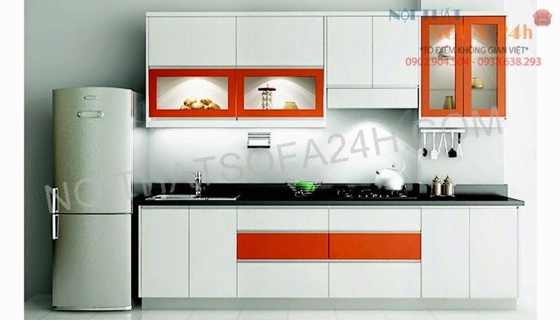 Tủ bếp TB050
