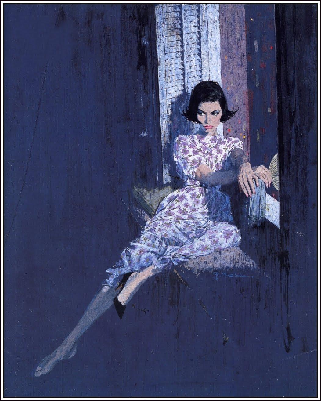 Bienvenidos al nuevo foro de apoyo a Noe #298 / 24.11.15 ~ 02.12.15 - Página 21 Book-illustration-graphics-American-artists-Robert-McGinnis-women-pictures-poster-art+%252811%2529