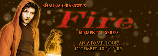 {ARC Review+G!veaway} Fire by Shauna Granger