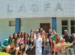 Estudantes do UNIFESO Teresópolis visitam Laboratório Químico-Farmacêutico e Instituto de Engenharia Nuclear