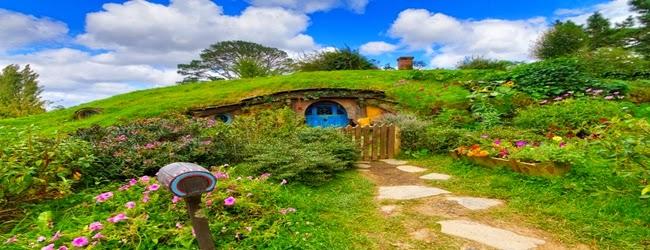 La casa de los hobbits s existe los ltimos templarios - La casa de los hobbits ...