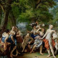 Verkolje, Nicolaas  1735 - 1740.   Rijksmuseum de Amsterdam