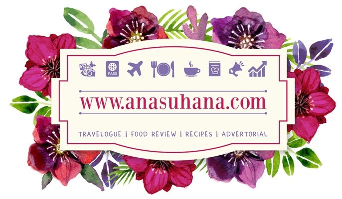 Blog by Ana Suhana