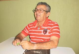 """Geraldo de Castro Meira """"Geraldinho"""""""