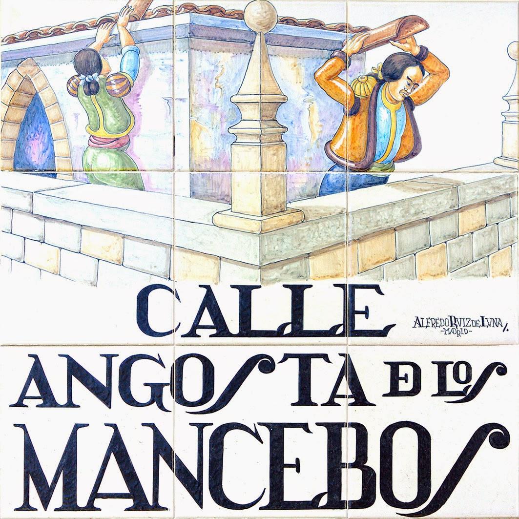Calle Angosta de los Mancebos