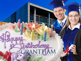 Happy 62nd Birthday Grantham University!