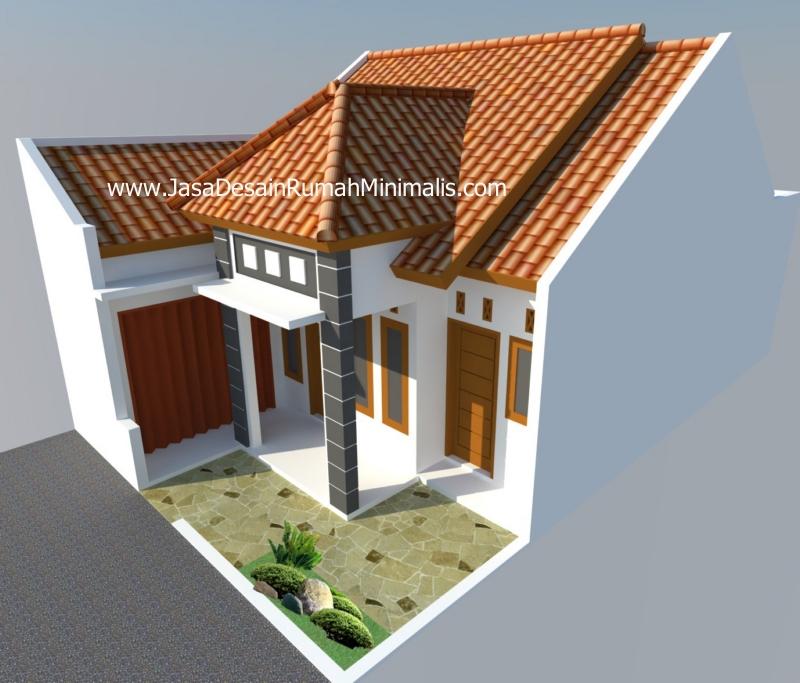 Download Desain Rumah Kost Modern Minimalis di Jakarta