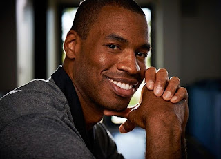 Jason Collins, the NBA player who came out as gay on Monday.