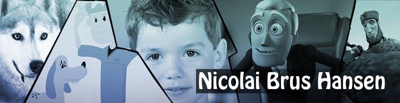 Nicolai Brus Hansen - Character Animator