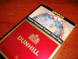 rokok dunhill naik harga