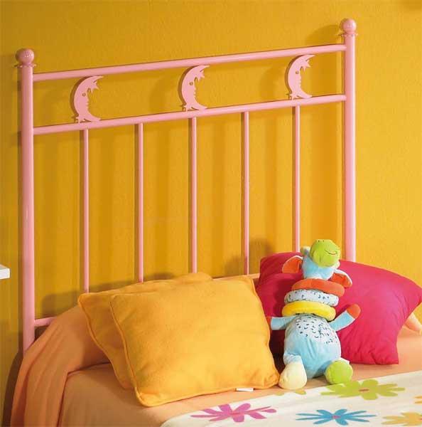 Muebles de forja cabeceros de forja infantiles - Hacer cabecero infantil ...