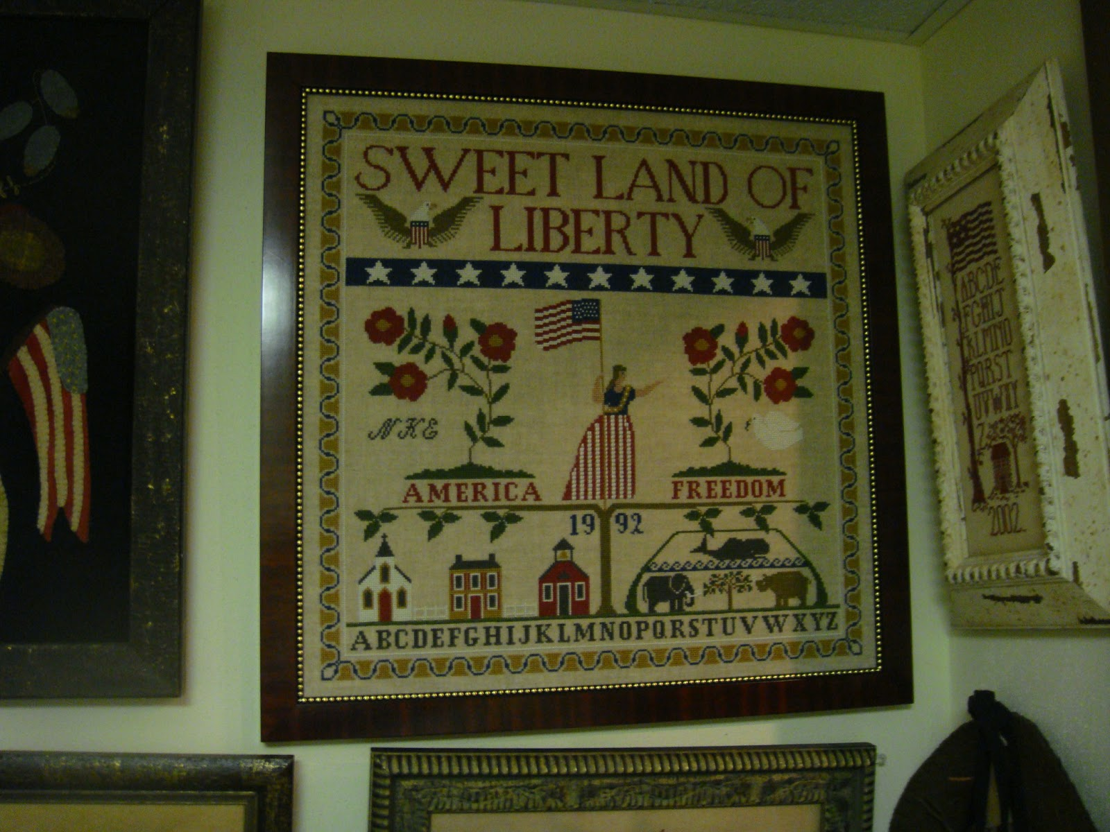Sweet Land of Liberty by Callista Gingrich Susan Arciero