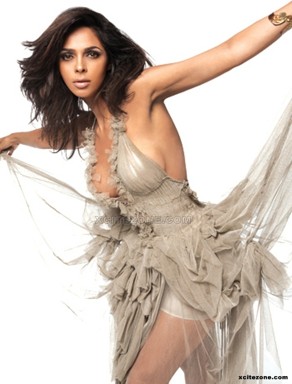 Mallika Sherawat in grey dress - (8) - Mallika Sherawat Hot unseen photo Gallery 