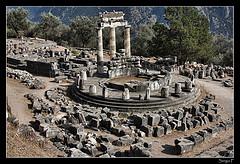 Oráculo de Delphos - por SerYey