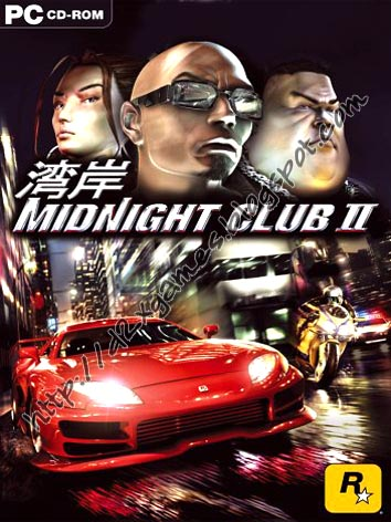 Free Download Games - Midnight Club 2