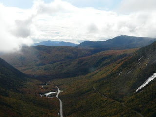View from summit of Mt. Willard