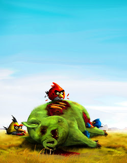 Angry Birds BLOOD FEST | Andrés Freile