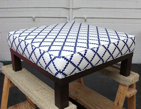 30 DIY Ottoman Projects for InspirationFrugal Family Fair