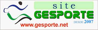 Site GESPORTE - desde 2007