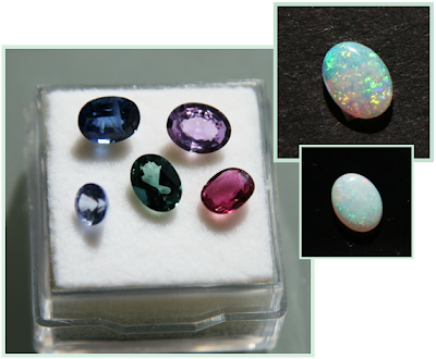 Gemstone haul from IJL