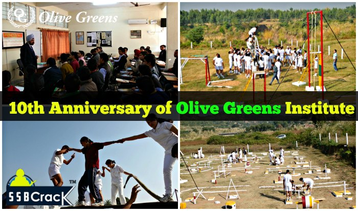 10th Anniversary of Olive Greens Institute