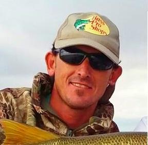 Gustavo Aliani  Guía  Profesional  de  Pesca  Deportiva en San Nicolás