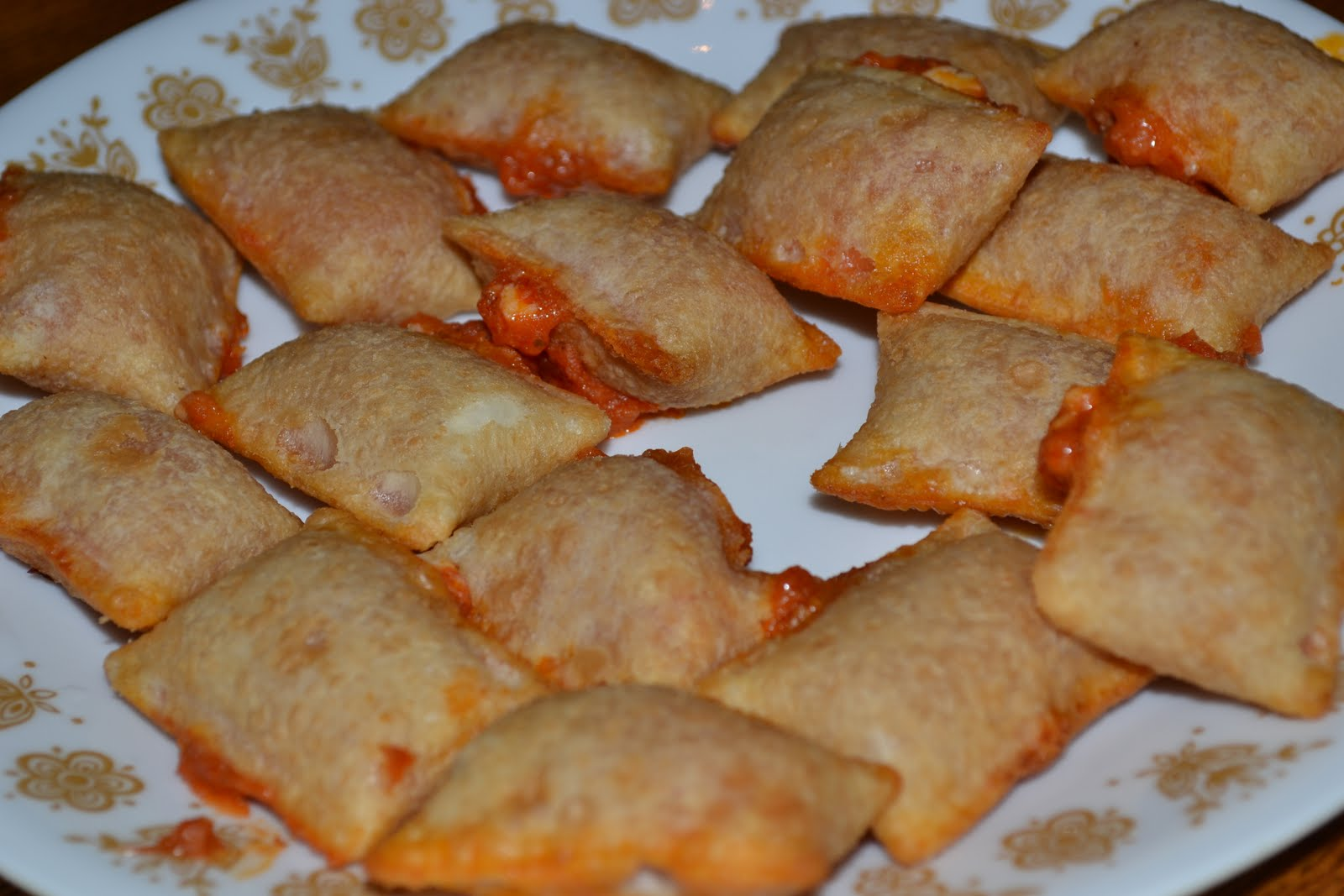 Pizza Rolls Recipes — Dishmaps
