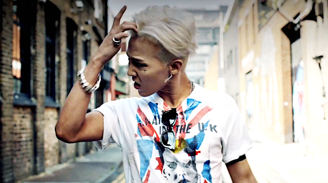 g-dragon crooked mv hq screencap 12