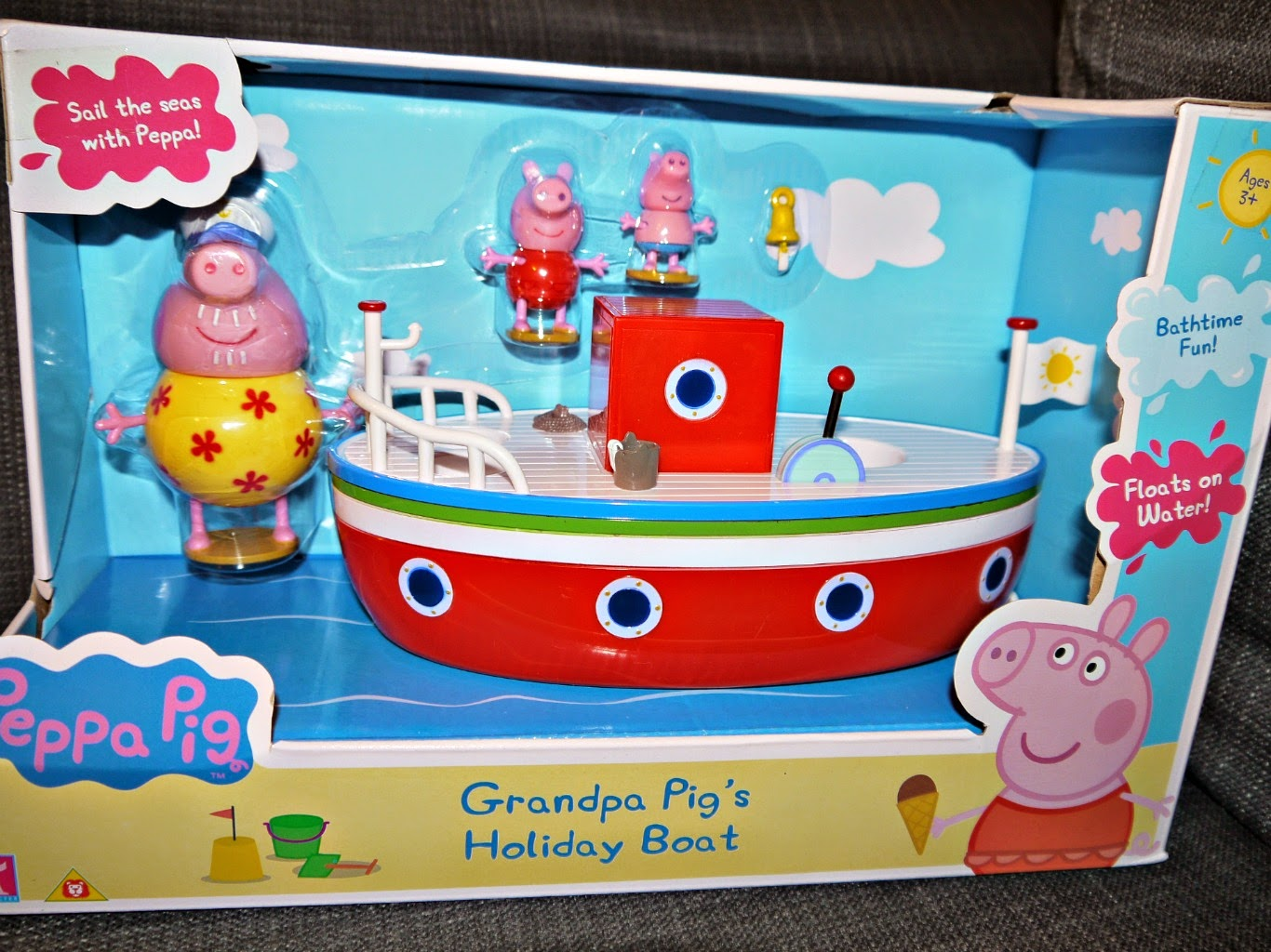 Peppa Pig, toy review