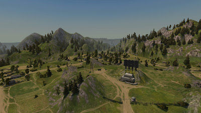 Screen z gry World of Tanks