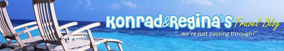 Konrad & Regina's Travel Blog