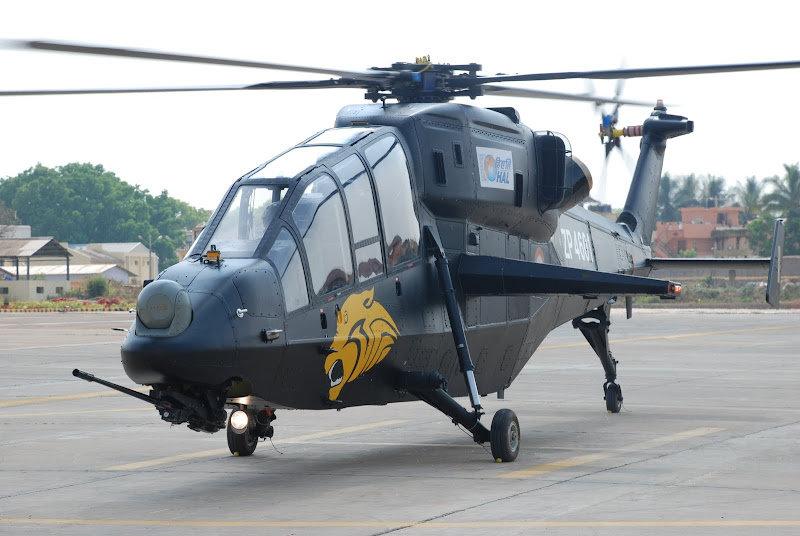 HAL Indian Light Combat Helicopter