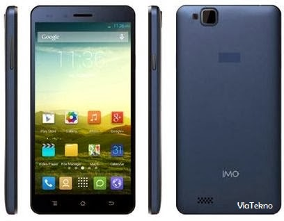 IMO Turbo Ponsel Android Quad Core