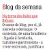 Blog da Semana em Portugal