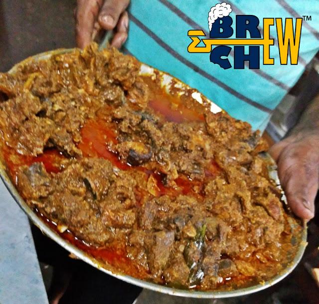 Reddamma Mess Tirupati Review, Non vegetarian delicacies