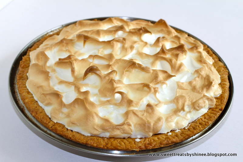 Orange Meringue Pie ~Sweet and Savory by Shinee