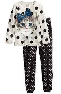 Pijamas para Niñas, Diseños Exclusivos