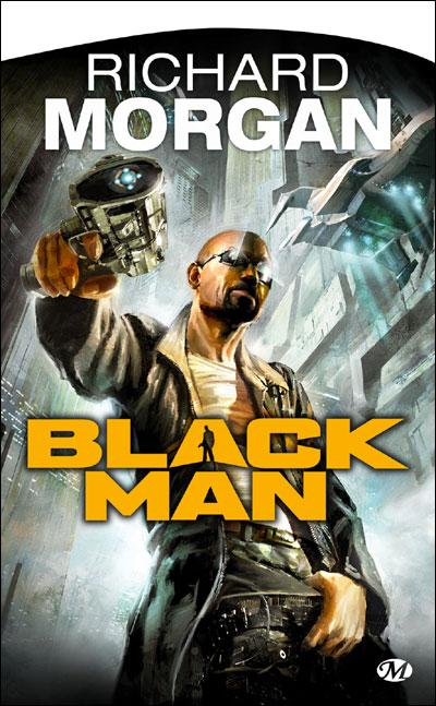 La cave aux livres black man richard morgan for Black k treize