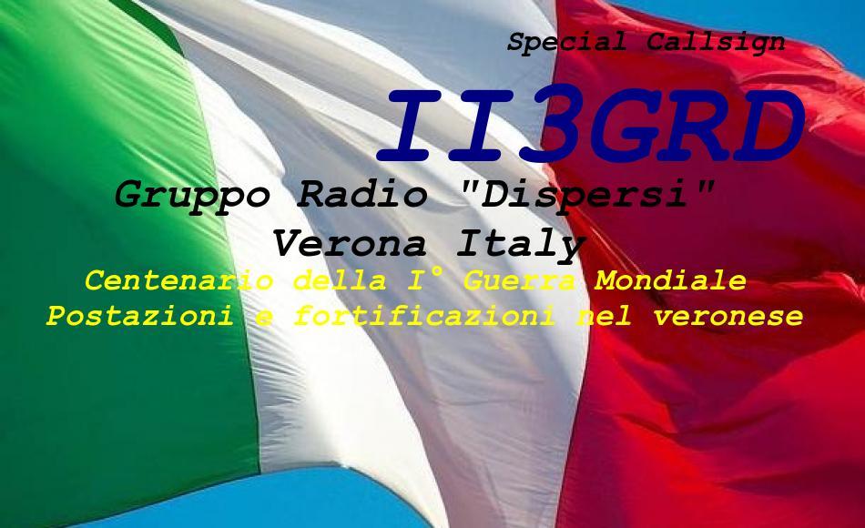Nominativo Speciale II3GRD